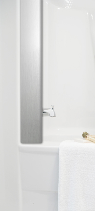 SPLASHBLADE PRODUCTS - A New force in bathrooms...