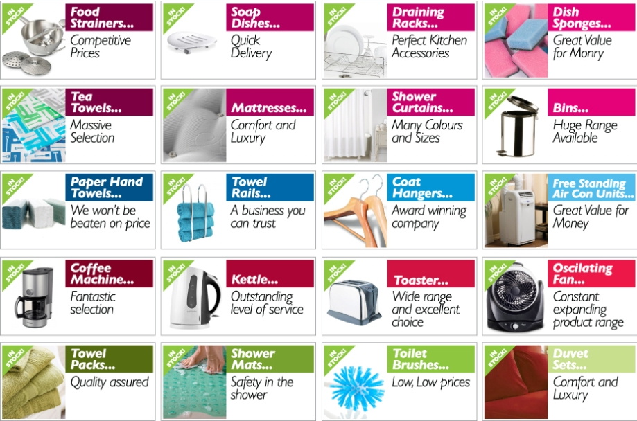 We can supply many other products at competitive prices