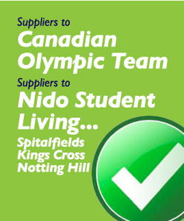 Suppliers To Canadian Olympic Team